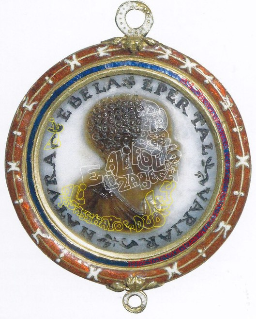 Cameo of a Black Man' (1596?): it features Roberto, and says Ali was murdered by Dudley.