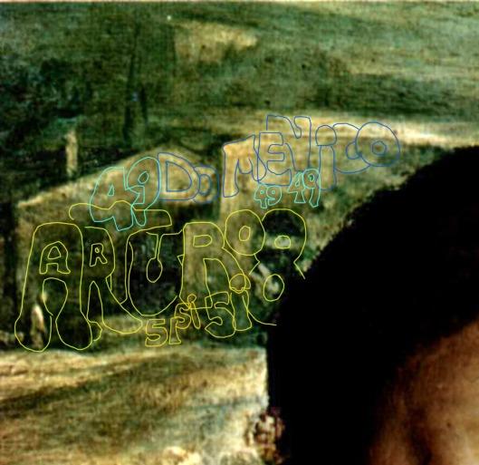 Correggio again: Domenico born 1449, Arturo born 1451