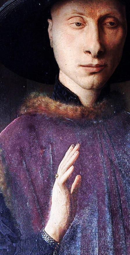 The Arnolfini Wedding Portrait: Interpretations