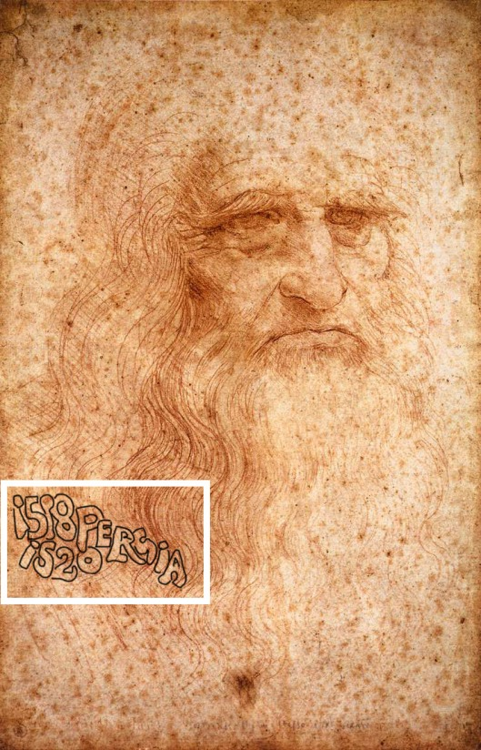 LeonardodaVinciSelf-portraitPersia15181520