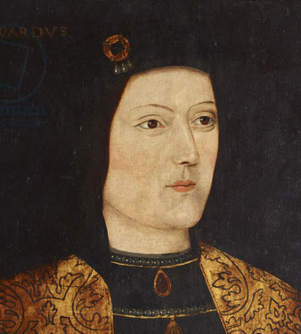 King Edward IV: Courtesy of Bridgeman Images