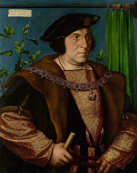 Hans Holbein the Younger 'Sir Henry Guildford' 1527
