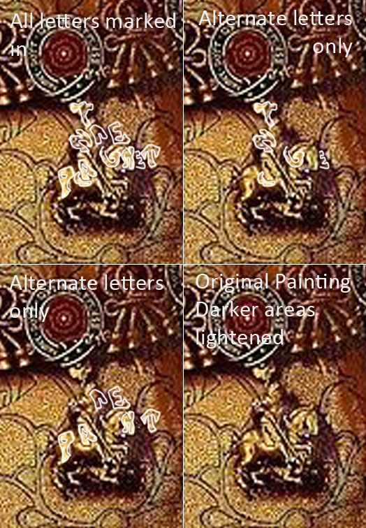 Holbein 'Sir Henry Guildford' detail - second 'Plantagenet'