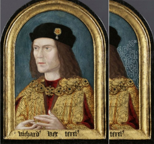 Earliest known portrait of Richard III c.1520
