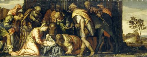 Veronese 'Nativity' 1558-9