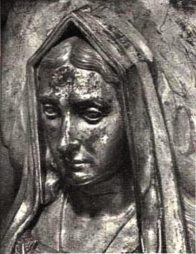 Tomb of Elizabeth of York, wife of Henry VII