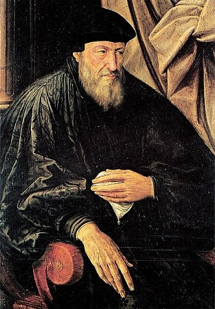 Jan Massys: 'Andrea Doria', 1555