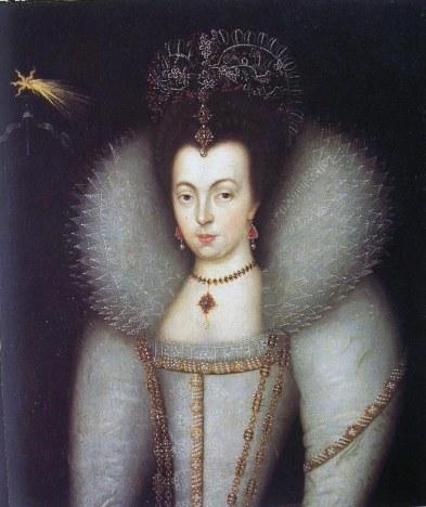Lady ARabella STuart, c.1590