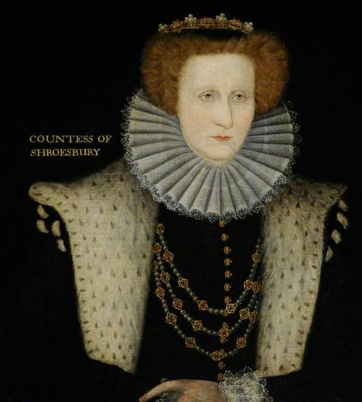 The Countess of Shrewsbury