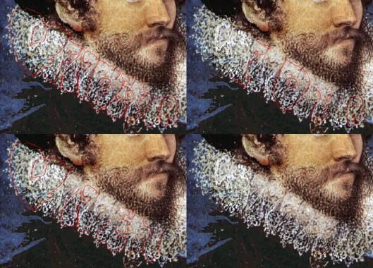 Nicholas Hilliard 'Self Portrait' 1577: vendetta.