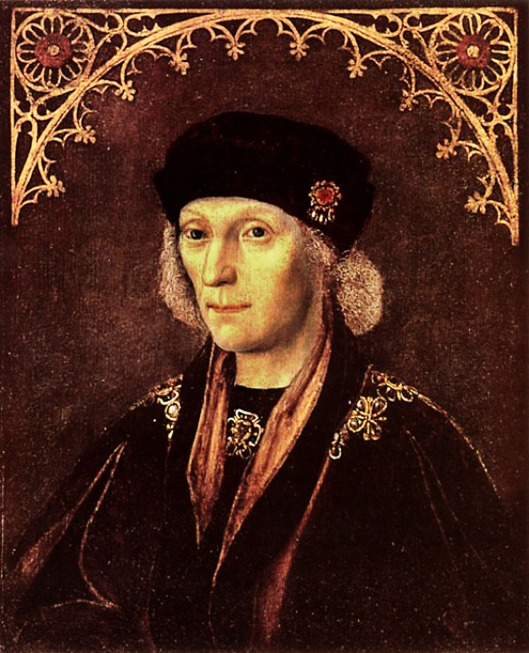 Sir Edward Guildford 'Henry VII' 1509