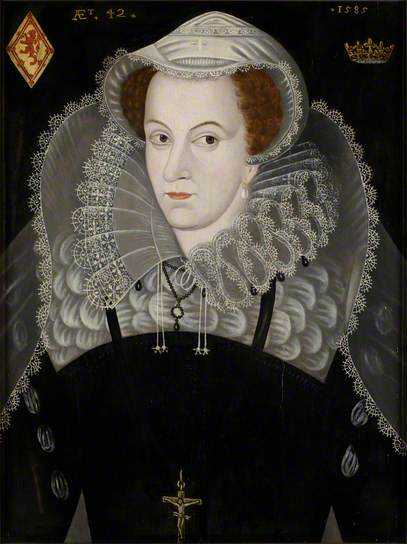 Rowland Lockey 'Mary, Queen of Scots' 158