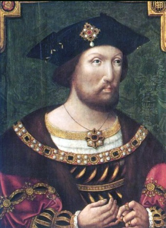 Paris Bordone: 'Henry VIII', 1526