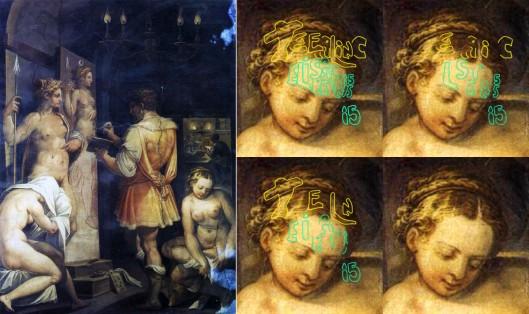 Vasari 'The Studio of the Artist' c.1563